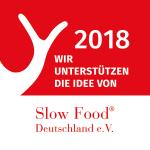 Slow Food Unterstutzer